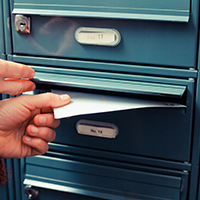 PO-Mailbox